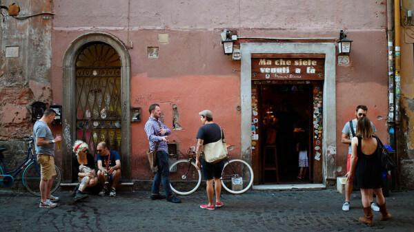 Visit the hole-in-the-wall beer paradise, Ma Che Siete Venuti a Fa in Rome