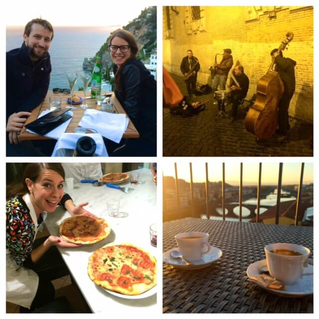 TRIP FOLLOW-UP: Italy!